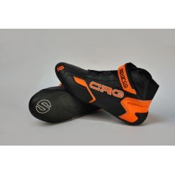 CRG shoes leather