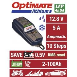 Tecmate Optimate Lithium 5A...