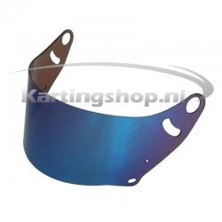 FR is a Blue Mirror visor...