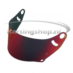 FR Red Mirror visor Arai CK-6