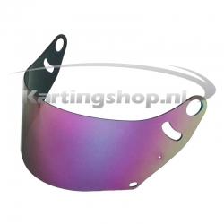 FF Purple Mirror visor Arai...
