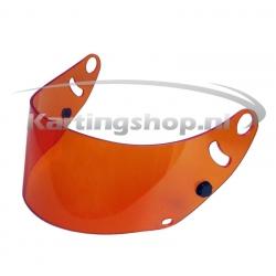 FF and Orange visor Arai...