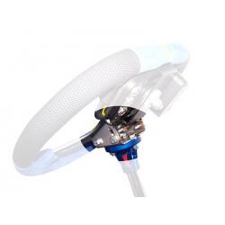 Verstelbare RVS stuuradapter kit