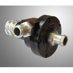 Waterpomp aluminium CNC Zwart Goldspeed