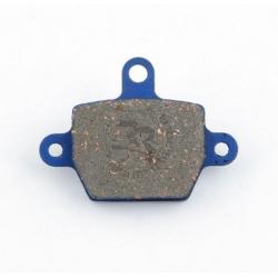 Set brake pads blue 2 ×...