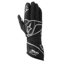 Alpinestars Tech 1-KX 2012 Handschoenen Zwart/Wit