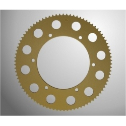 Sprocket 219 Gold Aluminum