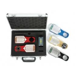 Wildkart laseruitlijner t.b.v. 17 en 25 mm fusee's