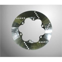 Remschijf staal 8 mm x 200 mm Goldspeed