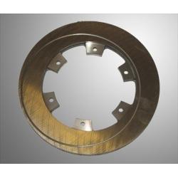 Remschijf geventileerd 12 mm x 200 mm Goldspeed