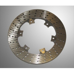 Ventilated brake disc (with...