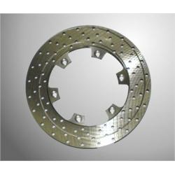 Remschijf geventileerd (maet gaatjes) 12 mm x 210 mm Goldspeed