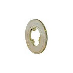 Voorremschijf Links geventileerd (gegroefd) 160×12mm Goldspeed