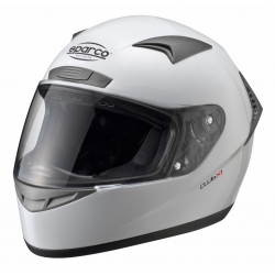 Sparco Club X1 helm Wit