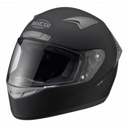 Sparco Club X1 helm Zwart