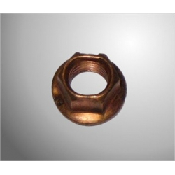 RIM mounting nut M8 copper