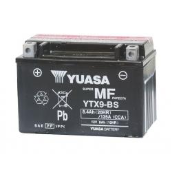 YUASA YTX9-BS 12V J 8.4 AH...
