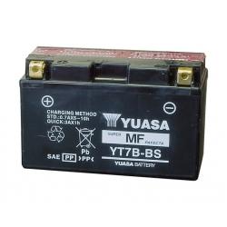 YUASA YT7B-4 J 12V 6.5 AH...