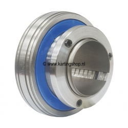 Rear axle bearing steel 40...