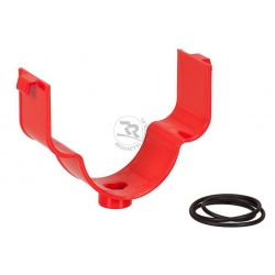 NOX Air Filter support Red