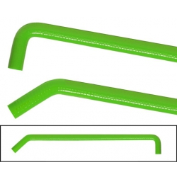 Green Silicone water hose...