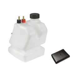 Gas tank 3.5 Liter complete KG