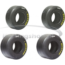 Dunlop SL3 set slicks 3.6/5.0