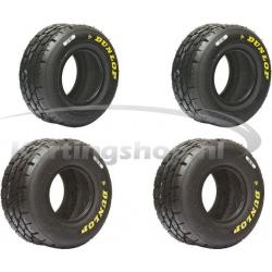 Dunlop KT3 set rain tyres...