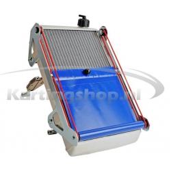 Radiateur KG racing kit cpl...