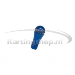 Schakelpook knop Blauw M8