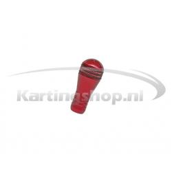 Schakelpook knop Rood M8