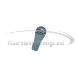 Schakelpook knop Titanium M8