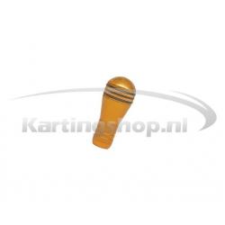 Schakelpook knop Oranje M8