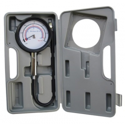 Tire pressure gauge large...