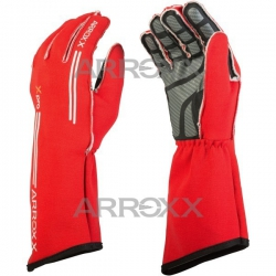 Xpro MonoColor Gloves Red...