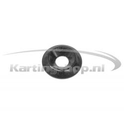 Verzonken Ring M6×20mm Zwart