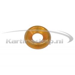 Verzonken Ring M8×22mm Oranje