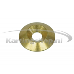 Recessed Ring M8 × 30 mm Gold