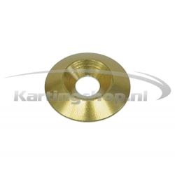 Verzonken Ring M8×30mm Goud