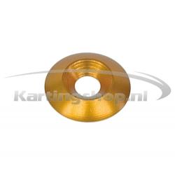 Verzonken Ring M8×30mm Oranje