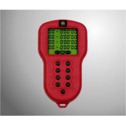 Alfano Kronos stopwatch rood