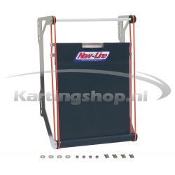 430 × 300 × 40 mm radiator...