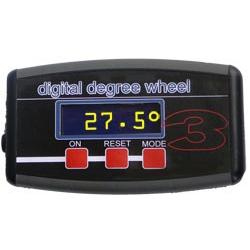 Digitale gradenschijf voor 2- en 4-takt motoren