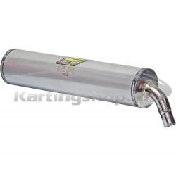 Silencer CIK-FIA 39/EX-SI/24 TD2 ELTO