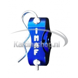 Water hose support Blue Imaf