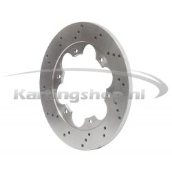 Remschijf staal 8 mm x 200 mm Mini Wildkart