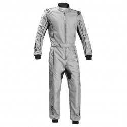 Sparco Groove KS-3 Children's overall Silver-Black