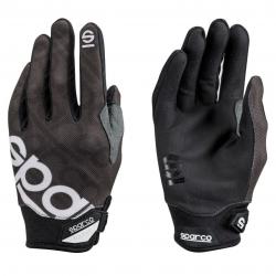 Sparco Meca III handschoenen Zwart