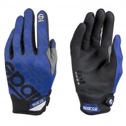 Sparco Meca III handschoenen Blauw