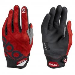 Sparco Meca III handschoenen Rood